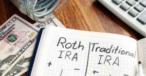 Tradition IRA vs Roth IRA, both are important tools to use for having a good retirement, but what's the difference? We break them down on this Queer Money®.