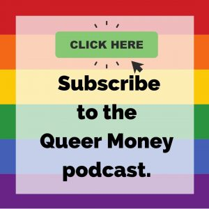 Queer Money Podcast image
